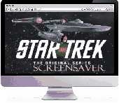 Star Trek The original series  Screensaver Screenshot