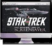 Screenshot of Star Trek The original series  Screensaver