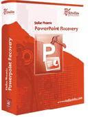 Stellar Phoenix PowerPoint Recovery Screenshot