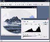 SunlitGreen Photo Editor (Portable) Screenshot
