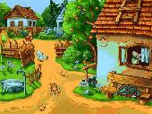 Sunny Village Screenshot