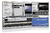 SuperDVD Video Editor Screenshot