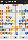 Screenshot of Super ColorBall Lines