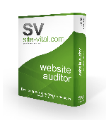 Sv WebSite Auditor Screenshot