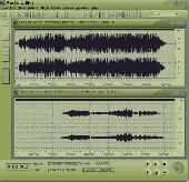TR Audio Editor Screenshot