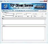Screenshot of Tcp Client Server