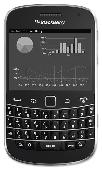 TeeChart Java for BlackBerry Screenshot