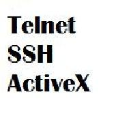 Screenshot of Telnet SSH ActiveX Component