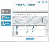 The Best Audio CD Ripper Screenshot
