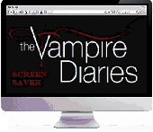 The Vampire Diaries Screensaver Screenshot
