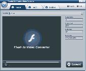 ThunderSoft Flash to Video Converter Screenshot