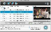 Screenshot of Tipard DVD Ripper for Mac