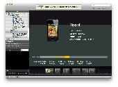 Tipard Mac iPhone 4S Transfer Platinum Screenshot