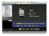Tipard Mac iPod Transfer Platinum Screenshot