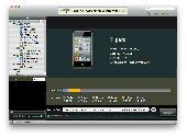 Tipard iPod Transfer for Mac Ultimate Screenshot