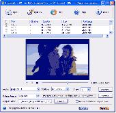 Torrent DVD to MP4 Converter Screenshot