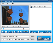 Torrent MPEG Video Cutter Screenshot