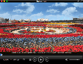 Screenshot of Total Video Player for Mac