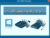 USB Hard Drive Recovery Screenshot