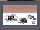Screenshot of USB Memory Card Recovery