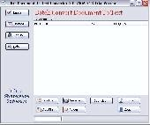Ultra Document To Text Converter Screenshot