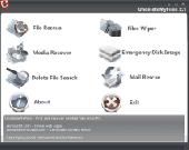 UndeleteMyFiles Pro Screenshot
