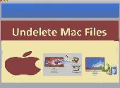 Undelete Mac Files Screenshot