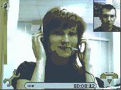 Screenshot of VZO Mobile Video Phone