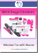Valentines Web Elements Screenshot