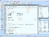 Screenshot of Variable Data Batch Printing