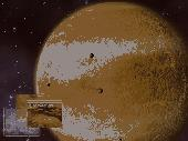 Venus 3D Screensaver Screenshot