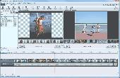 Screenshot of VideoPad Free Video Editor for Mac