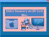Video Recovery on SD Card Mac Screenshot