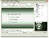 Video to Sony Motorola Samsung Converter Screenshot
