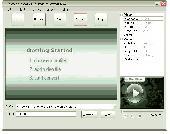 Video to Zune Converter Screenshot
