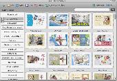 Screenshot of Vinci Photo Collage