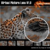 Virtual Picture Lens - Picture Magnifier - V1.0 (AS2) Screenshot