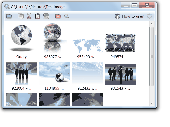 Screenshot of Visual Image Search