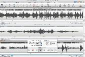 Screenshot of Wavepad Audio Editor Free for Mac