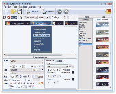 Web Menu Creator Screenshot