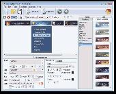 Web Menues und Schaltflaechen Screenshot