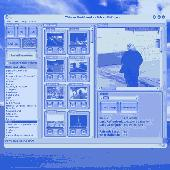 Webcam Dashboard Screenshot