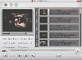 WinX Free DVD Author Screenshot