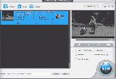 WinX Free MOV to WMV Converter Screenshot