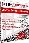 Universal Barcode Font Screenshot