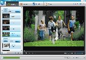 Screenshot of Wondershare DVD Creator
