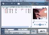 Screenshot of Wondershare DVD to Mobile Phone Converter