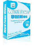 Word Power Utilities Screenshot