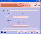 Word to PDF Online Converter Screenshot
