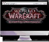 World of Warcraft: Warlords of Draenor Screensaver Screenshot